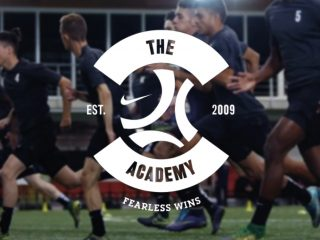 Nike Football Academy, the tomorrow's talents