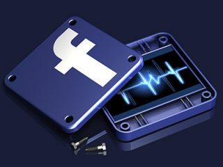 Un test Facebook qui trouble les médias