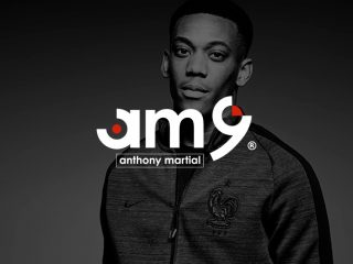 Anthony Martial becomes AM9