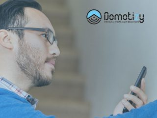 Domotizy, the easy home automation
