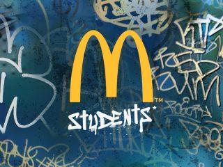 McDonald's, la marque dans la poche des étudiants