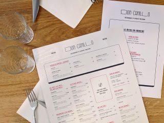 Restaurant Don Camillo, l'Italie dans la peau