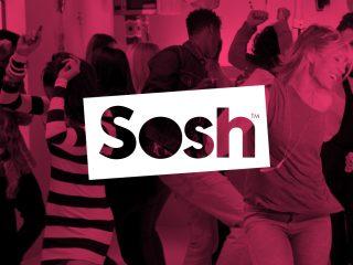 Avec Sosh, découvrez le mobile addict en vous
