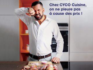 Pleurez pour de bonnes raisons avec Cyco Cuisine